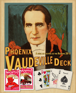 The Vaudeville Double Decker - magic