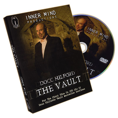 The Vault by Docc Hilford - magic