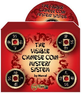 The Visible Chinese Coin Mystery System - magic