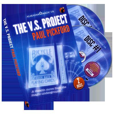 The VS Project (2 DVD Set) - magic