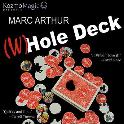 The (W)Hole Deck - magic