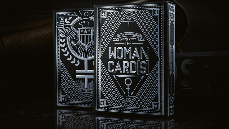 The Woman Card[s] - magic