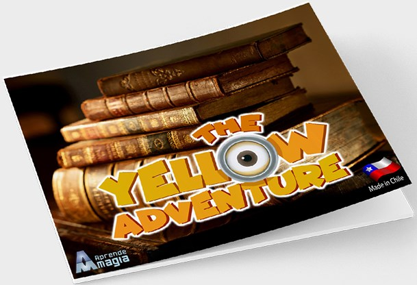The Yellow Adventure - magic