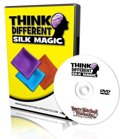 Think Different - Silk Magic - magic