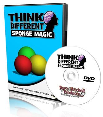 Think Different - Sponge Magic - magic