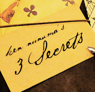 Three Secrets - magic