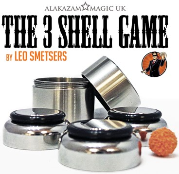 Three Shell Game - magic