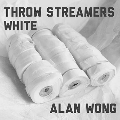 Throw Streamers White (10 Pack) - magic