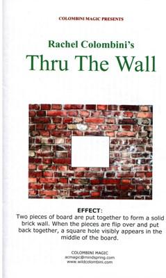 Thru the Wall - magic