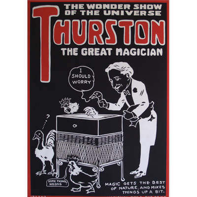 Thurston  Poster - magic