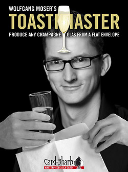 Toastmaster - magic