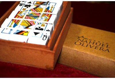 Tommy Wonder's Rubik's Card - magic