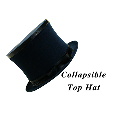 Top Hat Collapsible  - magic