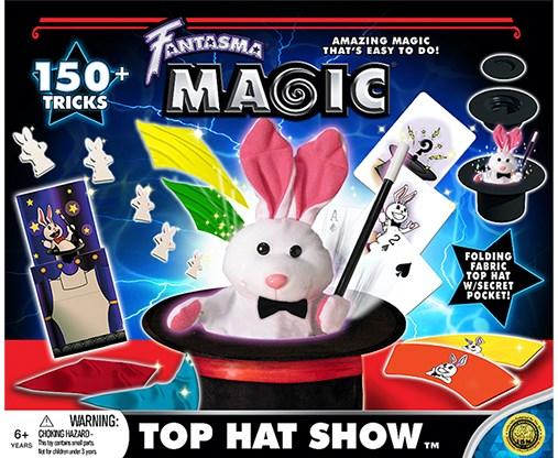 Top Hat Show - magic