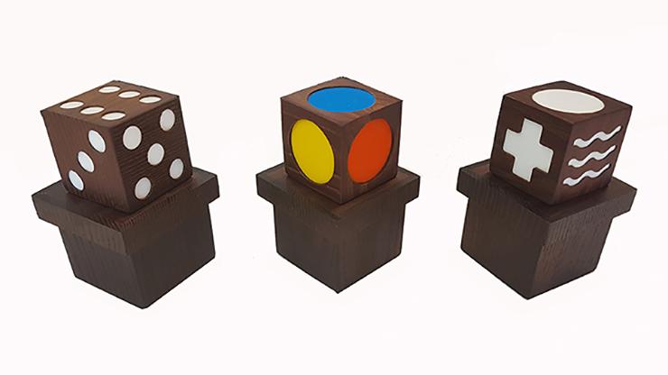 Tora Mental Cube - magic