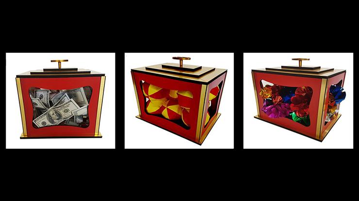 Tora Red Box - magic