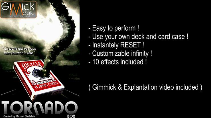 Tornado Box - magic
