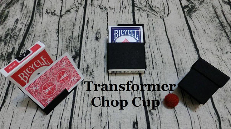 Transformer Chop Cup - magic