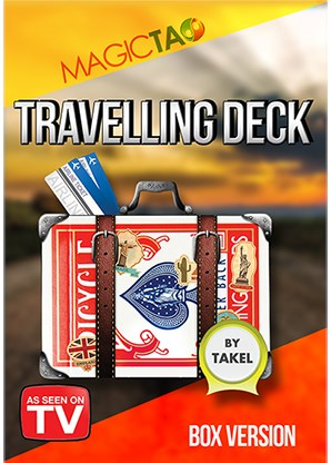 Travelling Deck Box - magic