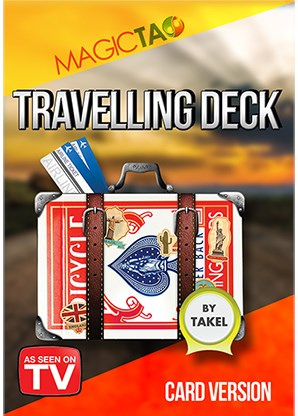 Travelling Deck Card - magic