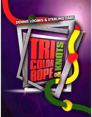 Tri Color Ropes and Knots - magic