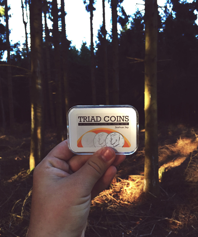 Triad Coins - magic