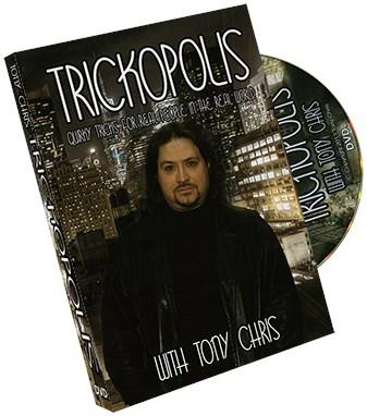 TRICKOPOLIS - magic