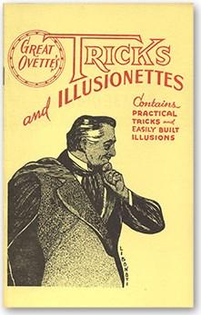 Tricks and Illusionettes - magic