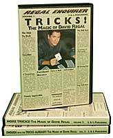 Tricks Volumes 1 - 3 - magic