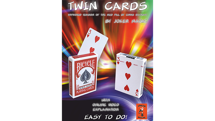 Twin Cards - magic