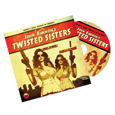 Twisted Sisters 2.0   - magic