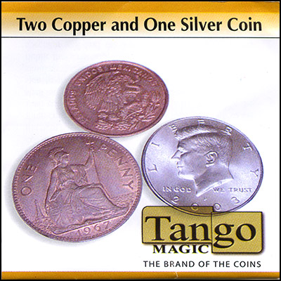 Two Copper and One Silver - magic