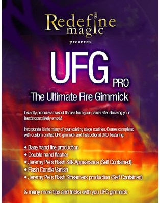 Ultimate Fire Gimmick Pro - magic