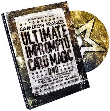Ultimate Impromptu Card Magic - magic