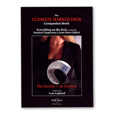 Ultimate Marked Deck Companion Book  - magic