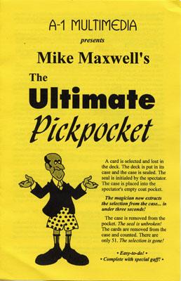 Ultimate Pickpocket - magic