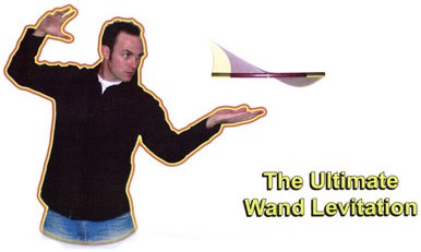 Ultimate Wand Levitation - magic
