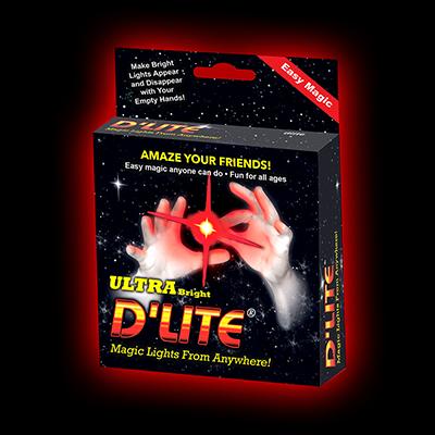 Ultra Bright D'Lites Red (Pair) - magic