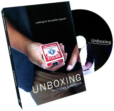 Unboxing - magic