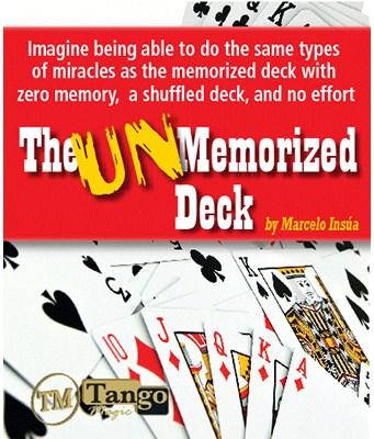 Unmemorized Deck - magic