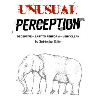 Unusual Perception - magic