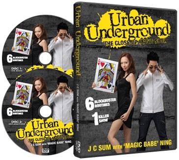 Urban Underground - magic