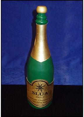 Vanishing Champagne Bottle  - magic