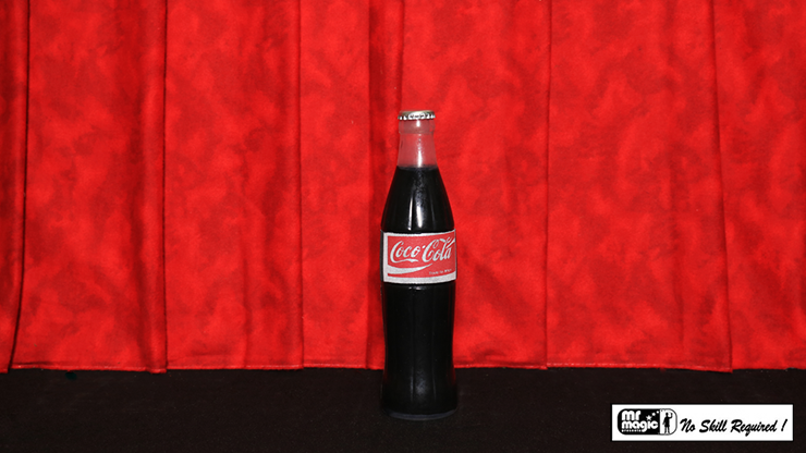 Vanishing Coke Bottle - magic