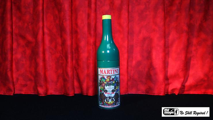 Vanishing Martini Bottle - magic