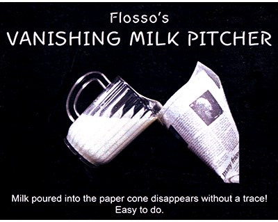 Vanishing Milk Pitcher - magic