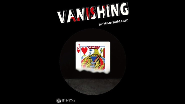 Vanishing Lit Cigarette - magic