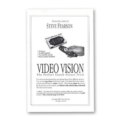 Video Vision - magic