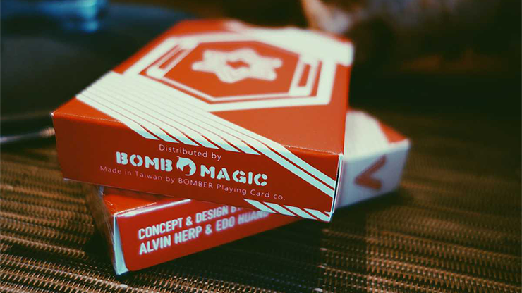 Vigor Playing Cards - magic