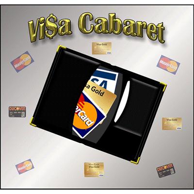 Visa Cabaret - magic